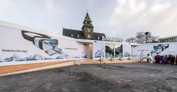 Samsung Lillehammer Youth Olympic Games 2015/ 2016: Planung, Umsetzung, Projektsteuerung und -management sowie Realisierung vor Ort und Kundenbetreuung (für hvs)
