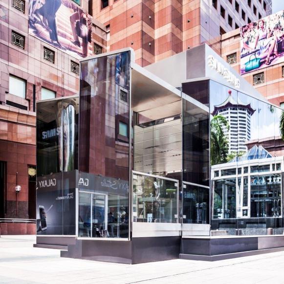 Samsung PIN Singapore 2013: Projektmanagement und -steuerung, Kostenmanagement, Realisierung (für hvs)