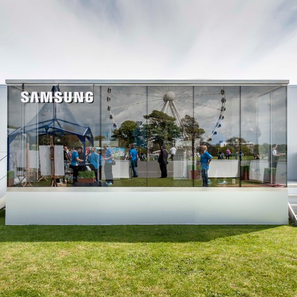 Samsung PIN Torch Relay 2012: Projektmanagement und -steuerung, Kostenmanagement, Realisierung (für hvs)