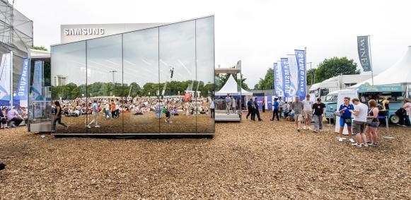 Samsung PIN Hyde Park 2012: Projektmanagement und -steuerung, Kostenmanagement, Realisierung (für hvs)