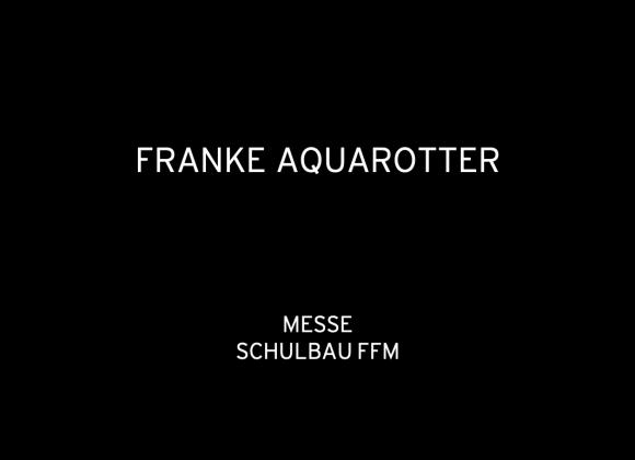 Franke Schulbau Frankfurt 2018: Planung & Organisation, Koordination, Herstellung, Logistik, Montage