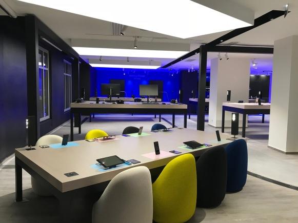 Samsung Paris 2018: Projektmanagement und -steuerung, Kostenmanagement, Realisierung (für hvs)