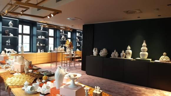 Meissen Store Dresden 2018: Erstellung Leistungsverzeichnis Meissen Ausbau Dresden (für Holtmann)