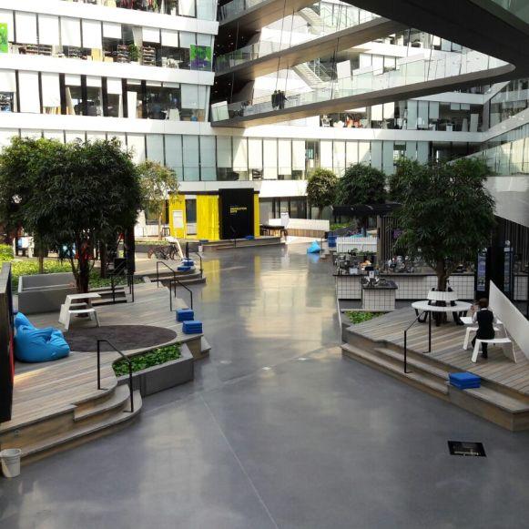 Adidas Newsroom Herzogenaurach 2015: Kostenschätzung Bau, Erstellung Leistungsbeschreibung & Zeitplanung (für ACTINCOMMON)