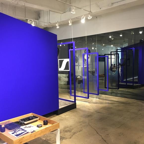 Sennheiser New York City 2016: Projektmanagement und -steuerung, Kostenmanagement, Realisierung (für hvs)