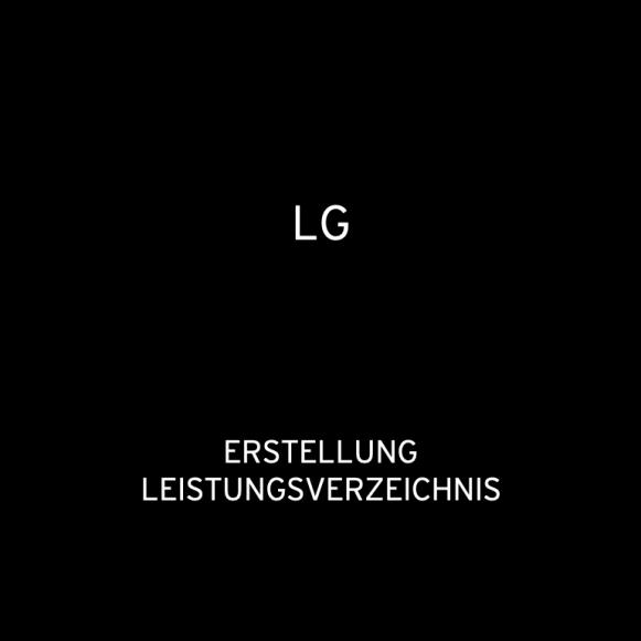 LG IFA 2014/ 2015: Erstellung Leistungsverzeichnis & RFP für LG Auftritt auf der IFA 2016 (für Holtmann)