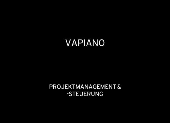 Vapiano Berlin 2018: Projektmanagement und -steuerung (für hvs)